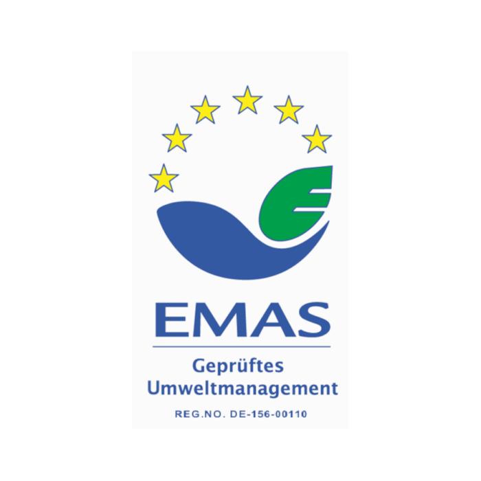 Re-Zertifizierung nach EMAS bestanden!